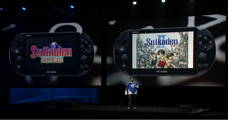 suikoden playstation experience