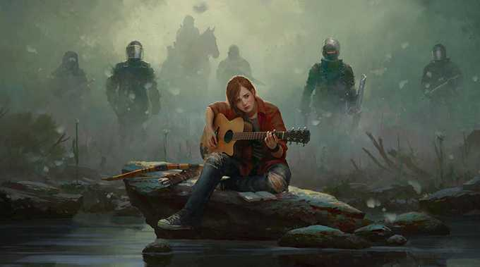 The Last of Us 2 es revelado de forma accidental por Nolan North