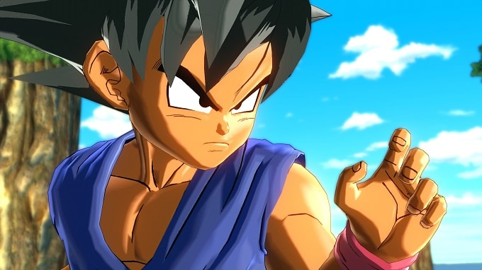 Dragon Ball Xenoverse Goku GT
