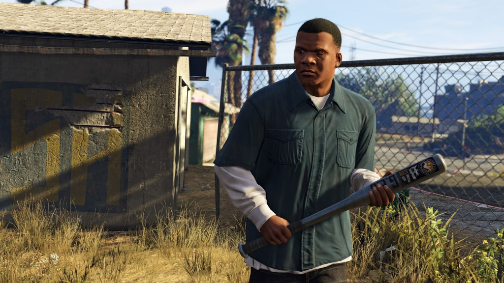 GTAV PC Franklin