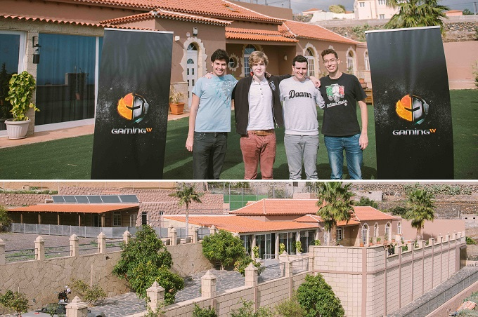 Gaming house Origen