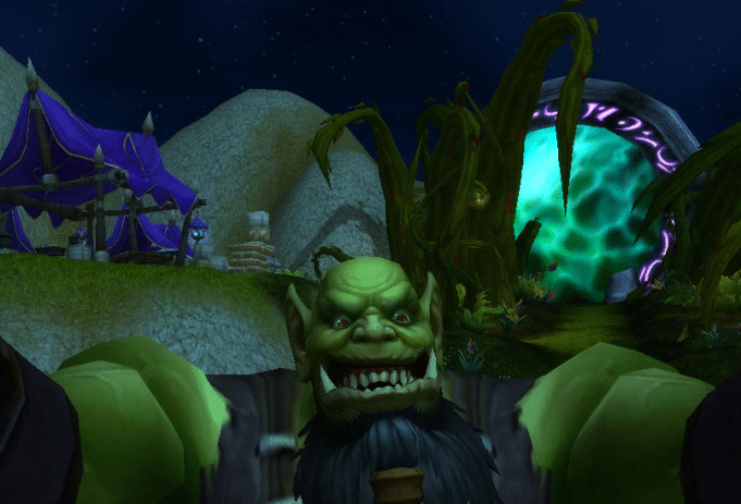 Los selfies llegan a World of Warcraft