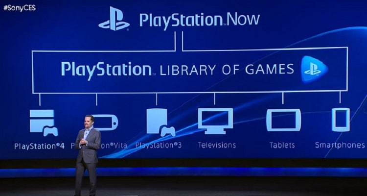 PlayStation Now destacada