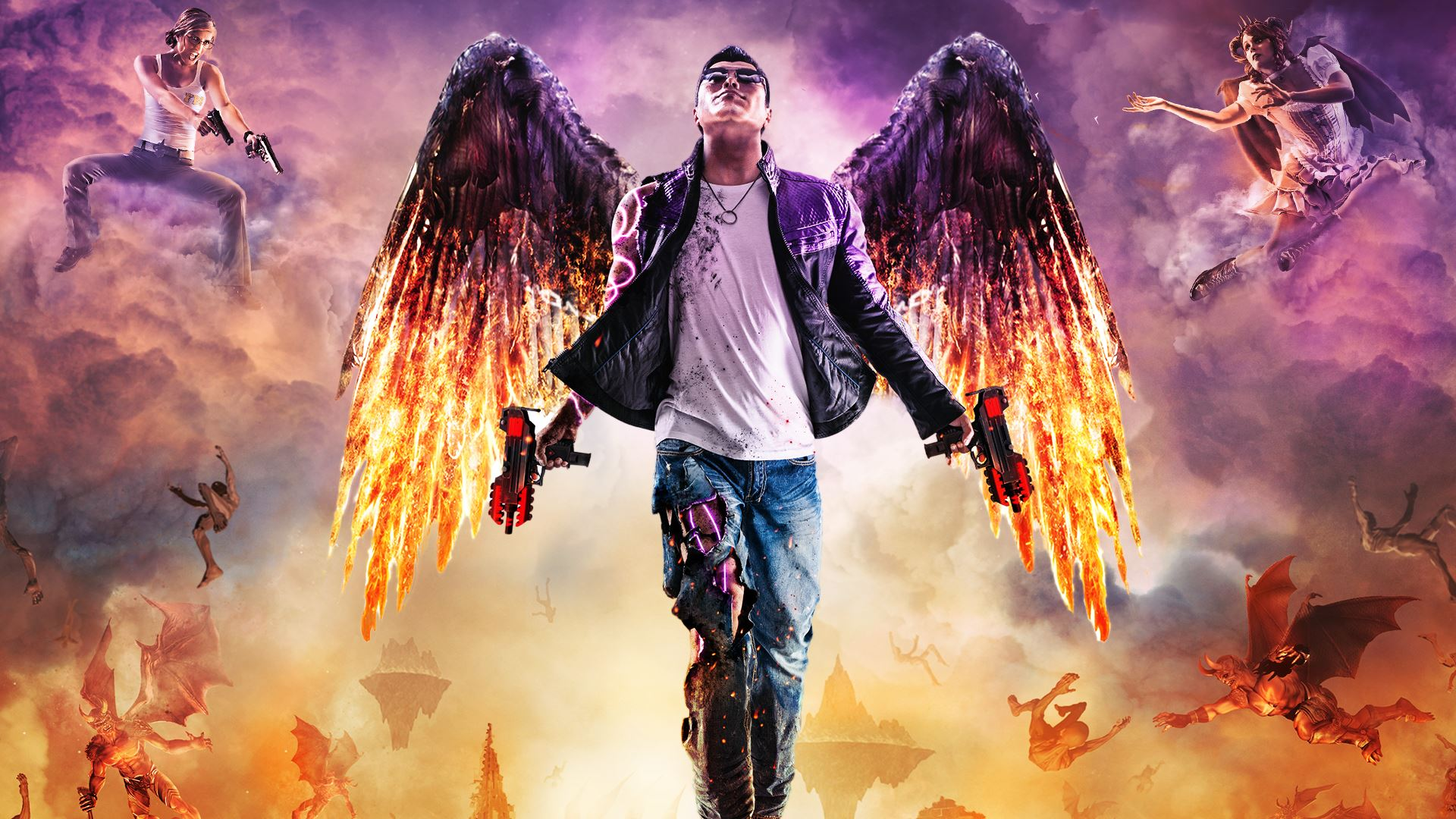 Saints Row IV: Re-Elected y Gat out of Hell - Análisis PlayStation 4
