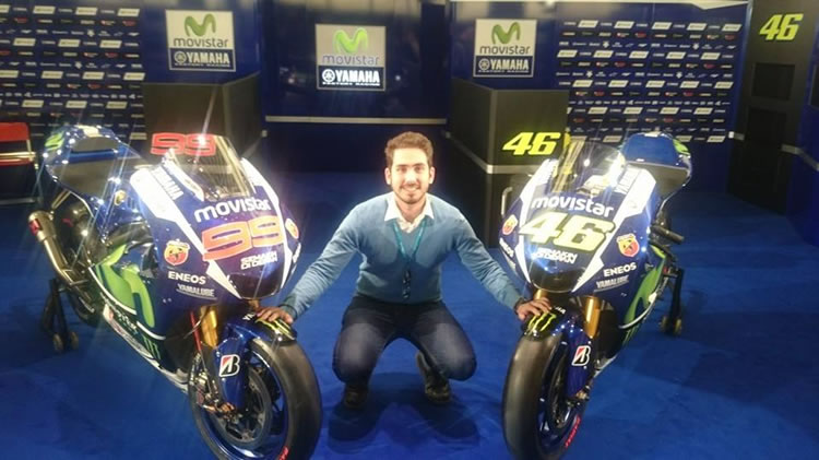 movistar yamaha motos
