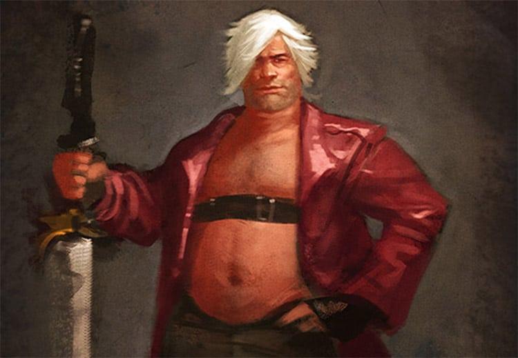 Capcom piensa en hacer madurar a Dante