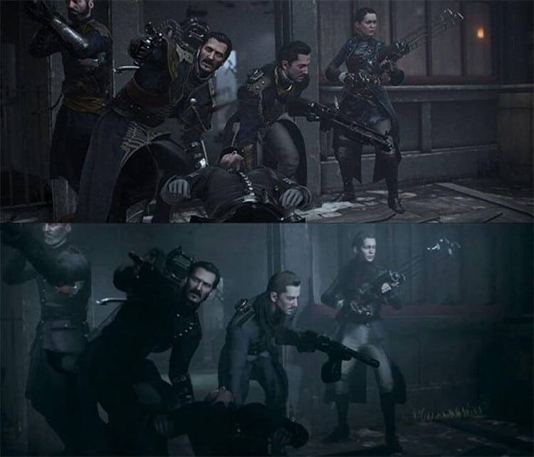 The Order: 1886 es un imán para los haters