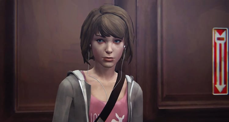 Captura de Life is Strange