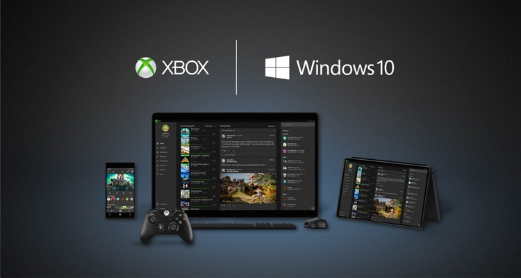 Xbox One Windows 10 Destacada