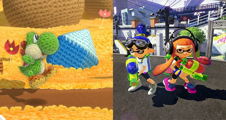 Yoshi's_Woolly_World_y_Splatoon