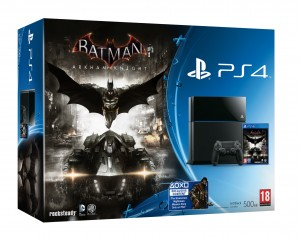 La PlayStation 4 edición Batman: Arkham Knight es espectacular