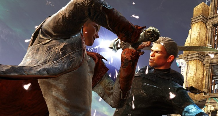 Devil May Cry 4 Special Edition viene con bastantes novedades