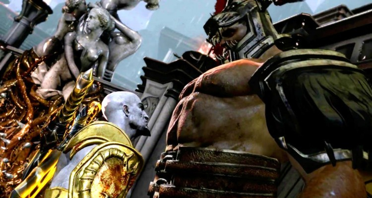 God Of War 3 Remastered será la única remasterización de la saga