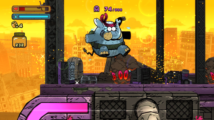 Tembo: The Badass Elephant es el título de SEGA y Game Freak