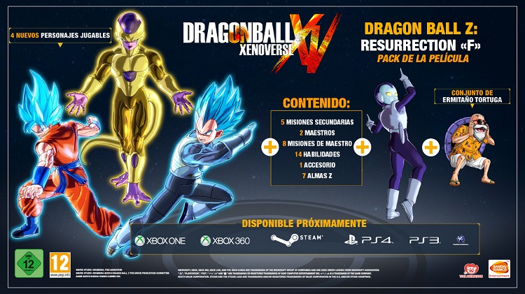 Dragon Ball Xenoverse DLC 3