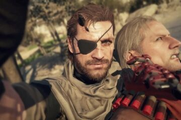 Metal Gear Online Big Boss Ocelot