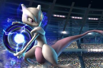 Mewtwo Super Smash Bros.