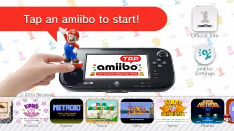 Nintendo Direct: Los Amiibo desbloquean niveles con Amiibo Touch & Play: Classic Highlights