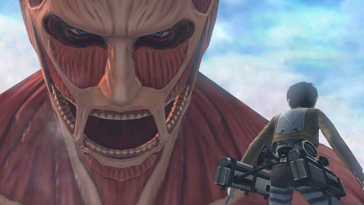 [Nintendo Direct] Attack on Titan llega a Nintendo 3DS en mayo
