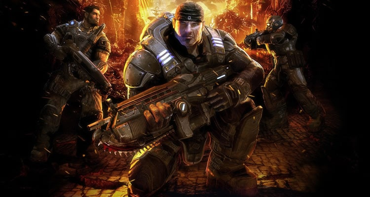 Gears of War: Ultimate Edition y Dishonored Definitive Edition listados en Brasil