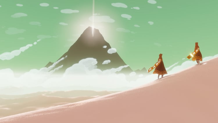 Journey saldrá este verano en PlayStation 4