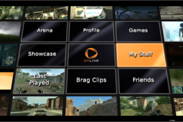 Sony compra OnLive