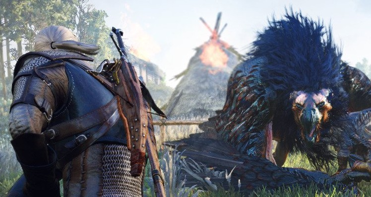 The Witcher 3: Wild Hunt muestra su anuncio de TV