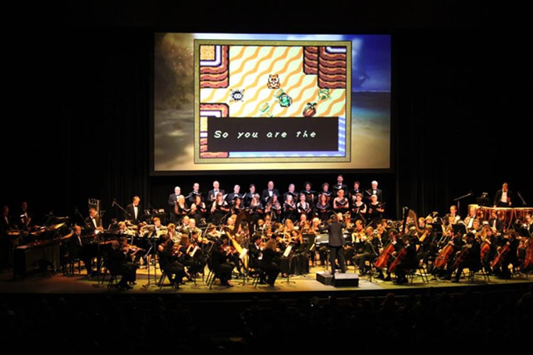 Ya están a la venta las entradas para The Legend of Zelda: Symphony of the Goddesses