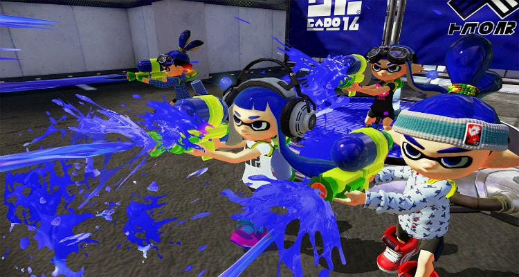 Splatoon Direct