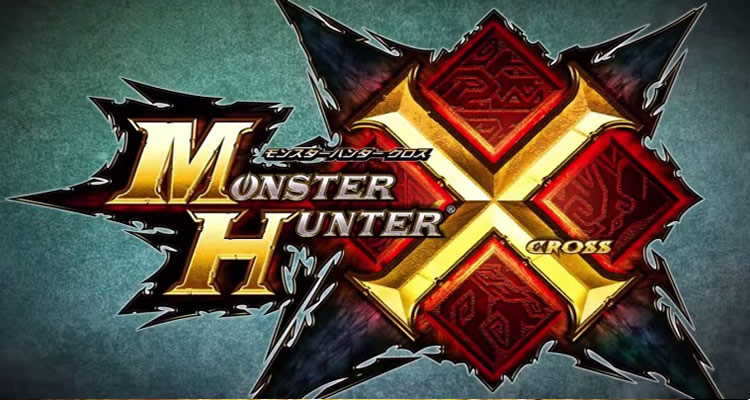 monster hunter x cross