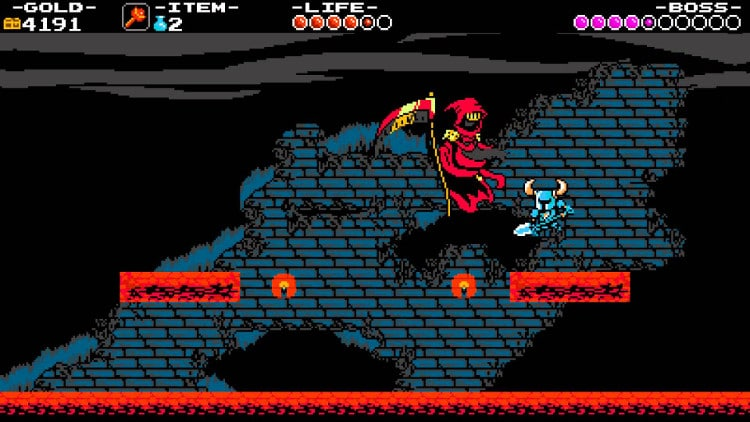 Shovel Knight - Análisis PlayStation 4