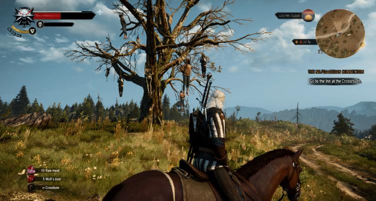 The Witcher 3 llega a la versión 1.04 en PC