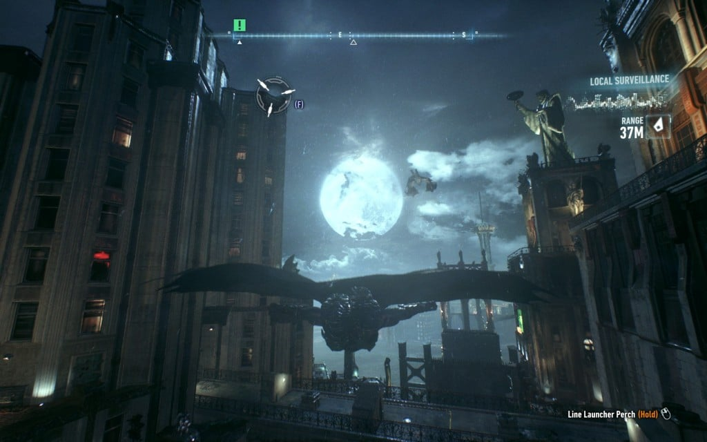 Batman: Arkham Knight - Análisis PC