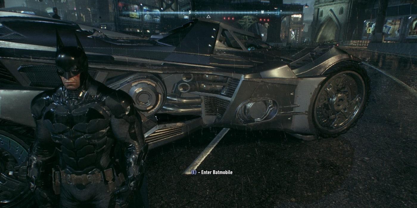 Batman: Arkham Knight - Análisis PC
