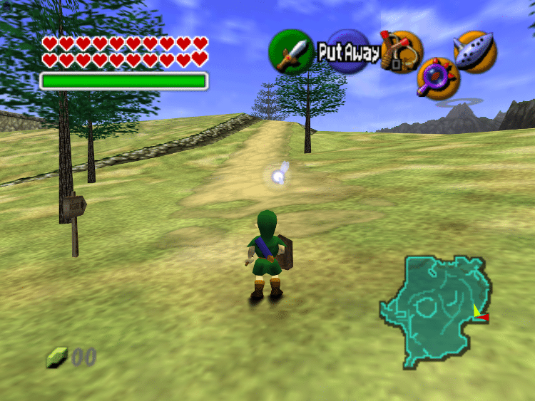 The Legend of Zelda: Ocarina of Time llega esta semana a Wii U