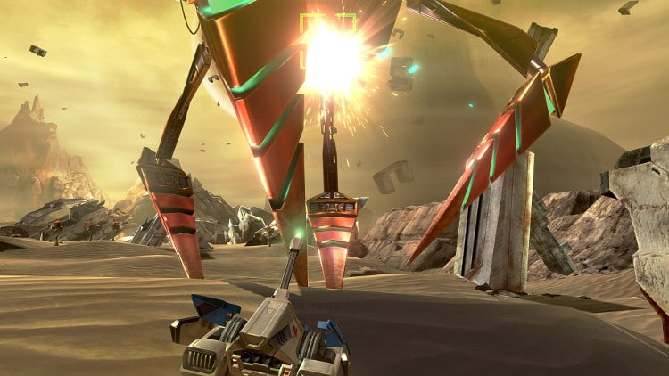 E3 2015: Gameplay de Star Fox Zero para Wii U