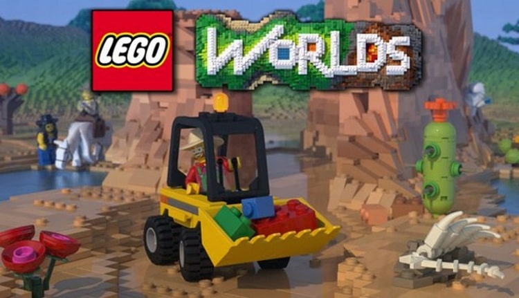 LEGO Worlds, el Minecraft con piezas de LEGO llega a Steam Early Access