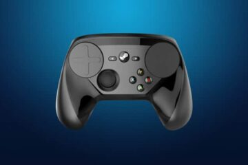Así es Steam Controller: El mando de las Steam Machines
