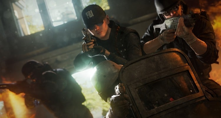 Rainbow Six Siege nos enseña un trailer interactivo