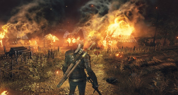 The Witcher 3 recibe el parche 1.07 en todas las plataformas