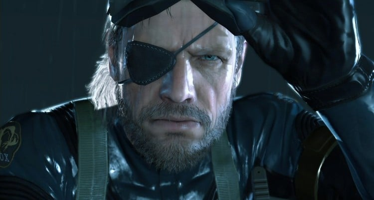 Gamescom 2015: Nuevo trailer de Metal Gear Solid V