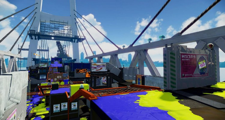 Hammerhead Bridge_Splatoon