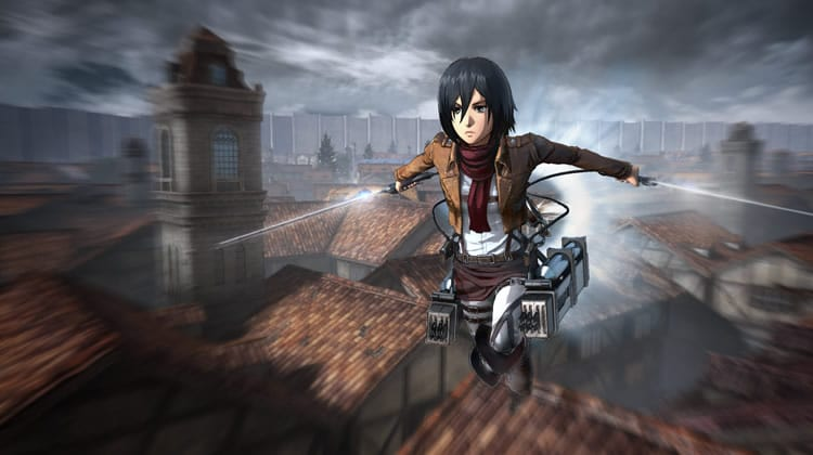 attack on titan ps4 tokyo game show 3