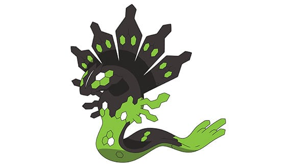 pokemon 4 zygarde 50