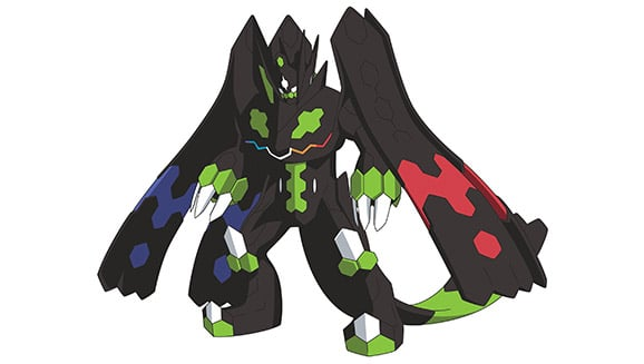 pokemon 5 zygarde perfecto