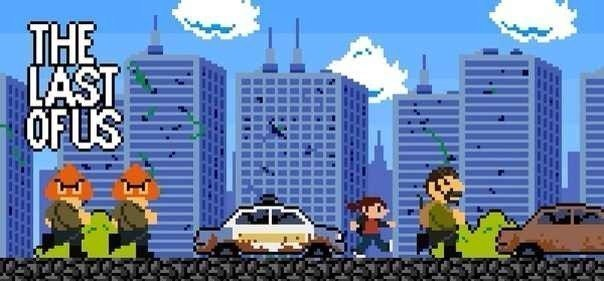 the last of us 16 bits