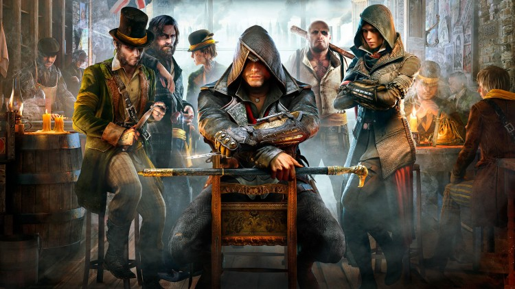 Assassin's creed Syndicate personajes