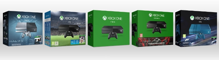 PACKS-XBOX-ONE