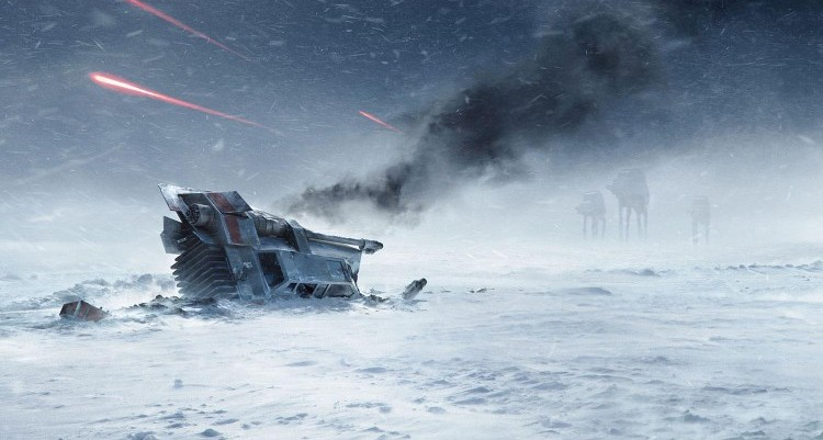 Star Wars: Battlefront ya permite precargar la beta en PC