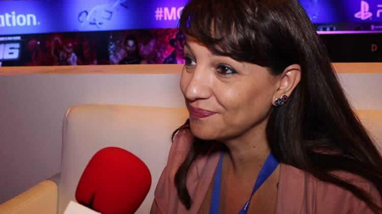 Entrevista Cristina Infante